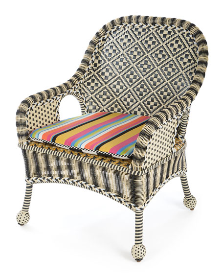 Courtyard Outdoor Chair  sc 1 st  Neiman Marcus & MacKenzie-Childs Courtyard Outdoor Chair | Neiman Marcus
