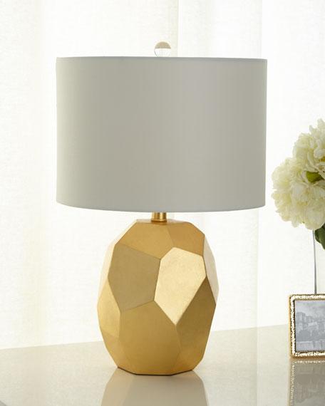 Regina Andrew Design Resin Geode Table Lamp