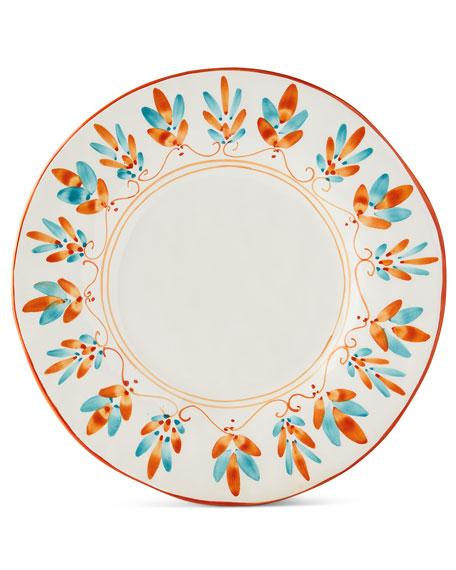 Neiman Marcus San Miguel Handpainted Dinner Plate