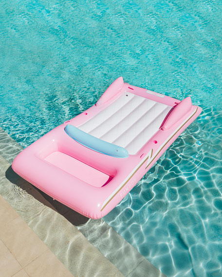 Convertible Lounger Pool Float