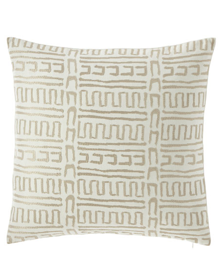 """Legacy Cleary Pillow, 22""""Sq."""