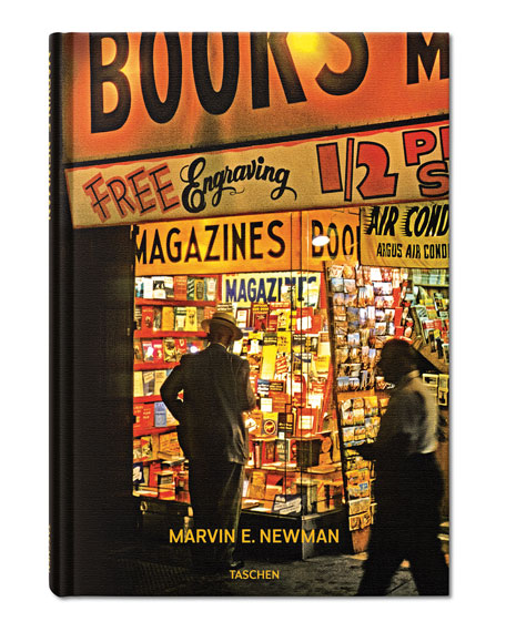 Taschen Limited Edition Signed Marvin E. Newman Book