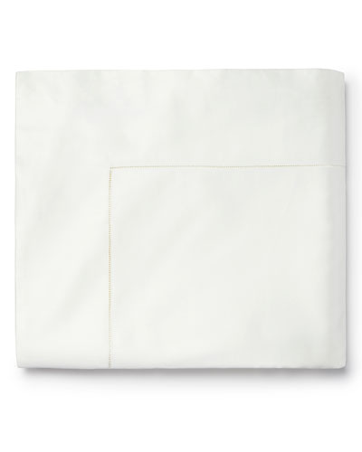 Luminous Sateen King Bottom Fitted Sheet