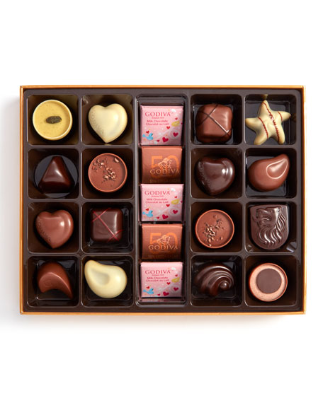 Limited Edition 2018 Valentine's Day Gift Box, 21 Pieces