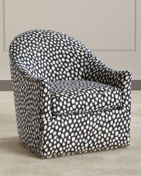 Massoud Rayan Swivel Chair