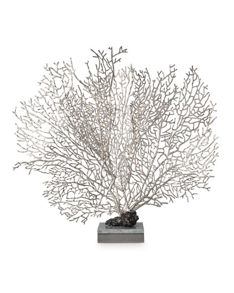 Michael Aram Fan Coral Sculpture – Limited Edition of 136