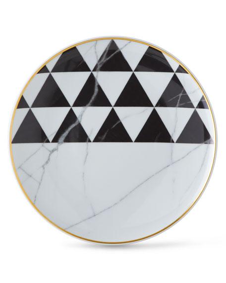 Carrara Dessert Plate