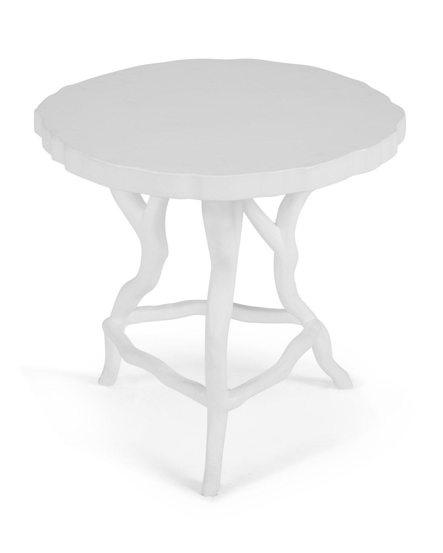 Fabulous Arbor Round Side Table Frankydiablos Diy Chair Ideas Frankydiabloscom