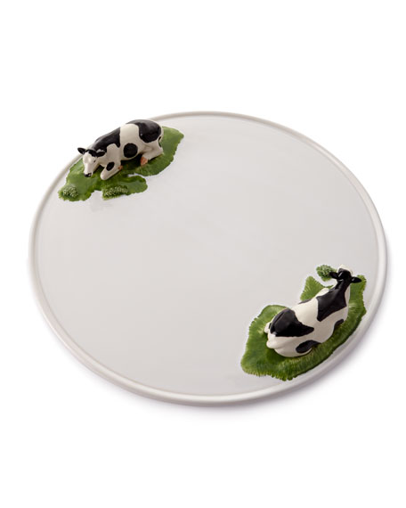 Meadow Round Cheese Tray