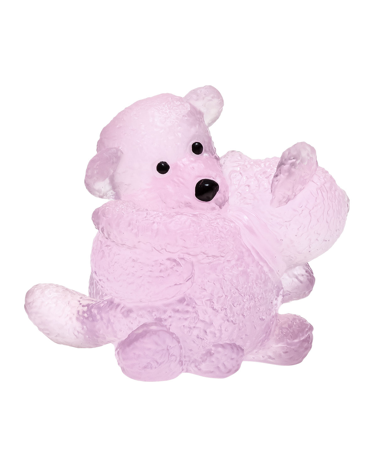 Daum Twin Bears, Pink