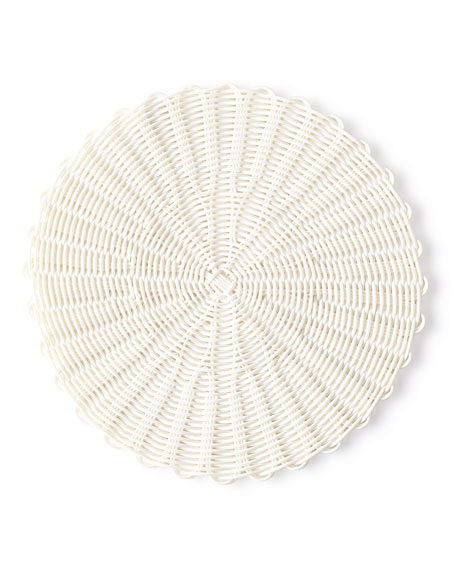 Bistro Placemat, White