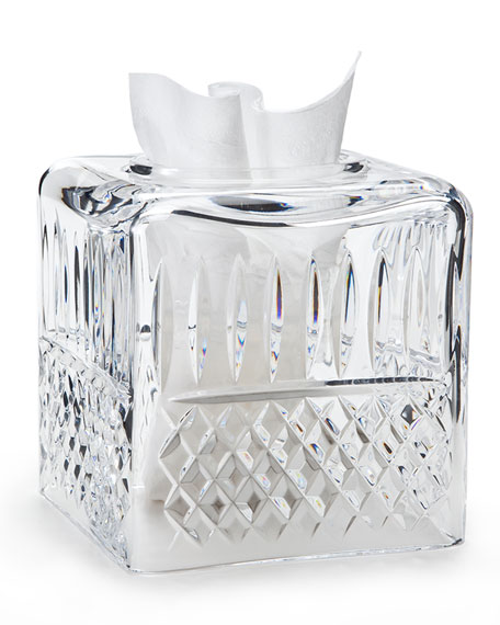 Labrazel Marie Clear Tissue Box Cover