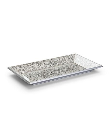 Labrazel Miraflores Tray, Silver