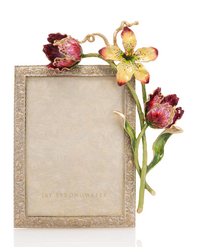 Margery Flora Tulip Picture Frame, 5