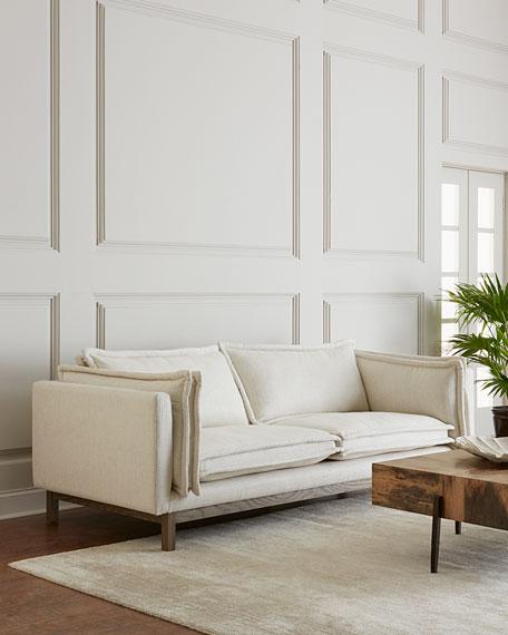 John Paul Flanged Sofa