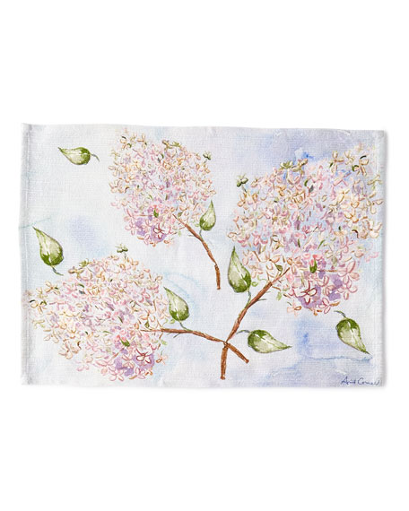 April Cornell Beautiful Blooms Placemats, Set of 4