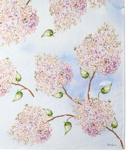April Cornell Beautiful Blooms Dining Tablecloth