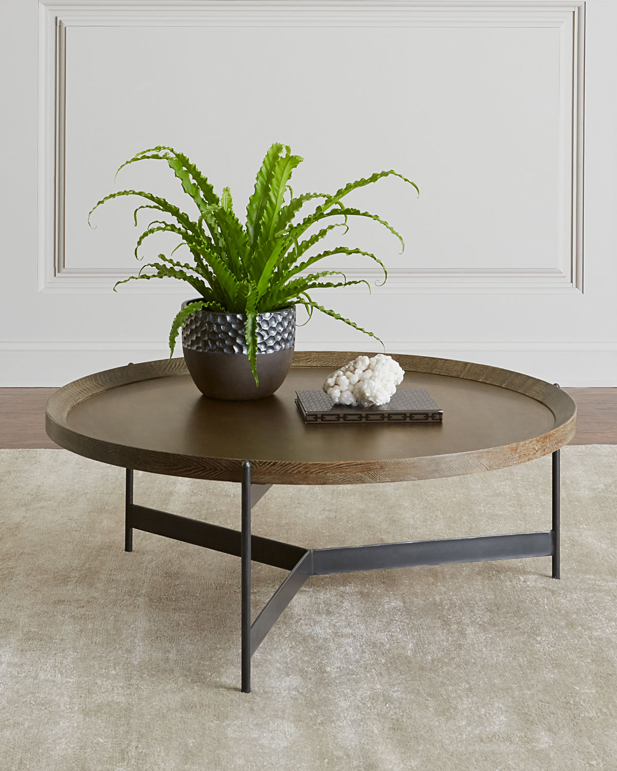 Pomona Tray Coffee Table Neiman Marcus