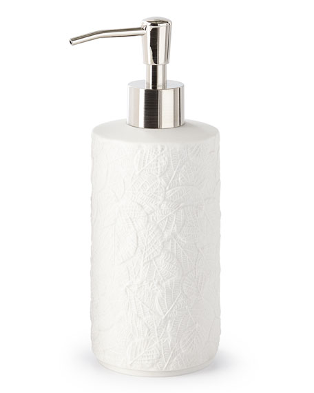 Michael Aram Botanical Leaf Lotion Dispenser