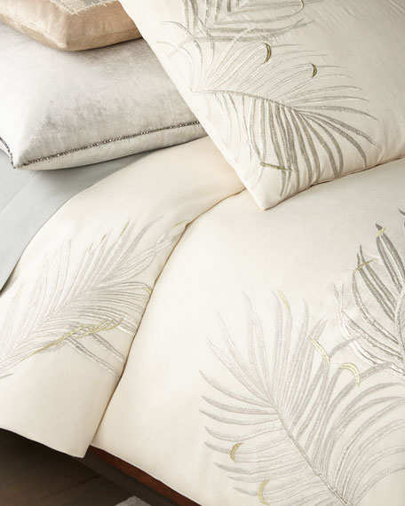 Michael Aram Palm King Duvet