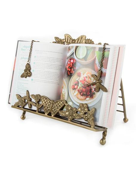 MacKenzie-Childs Butterfly Cookbook Stand