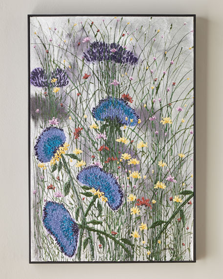Image 1 of 2: Ja Ding's Meadow Wall Art