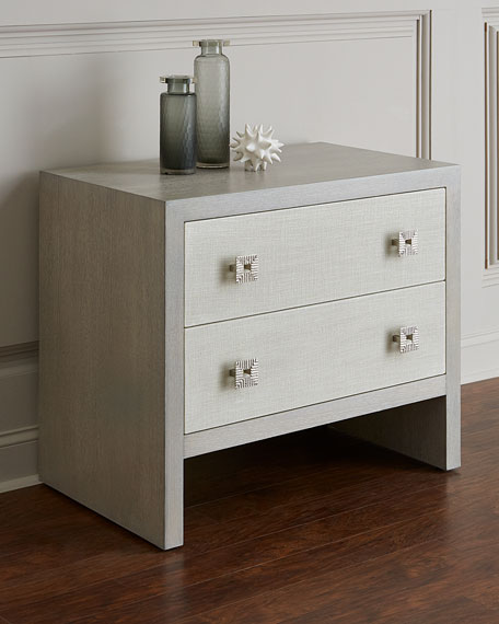 John-Richard Collection Chepstow Two-Drawer Chest
