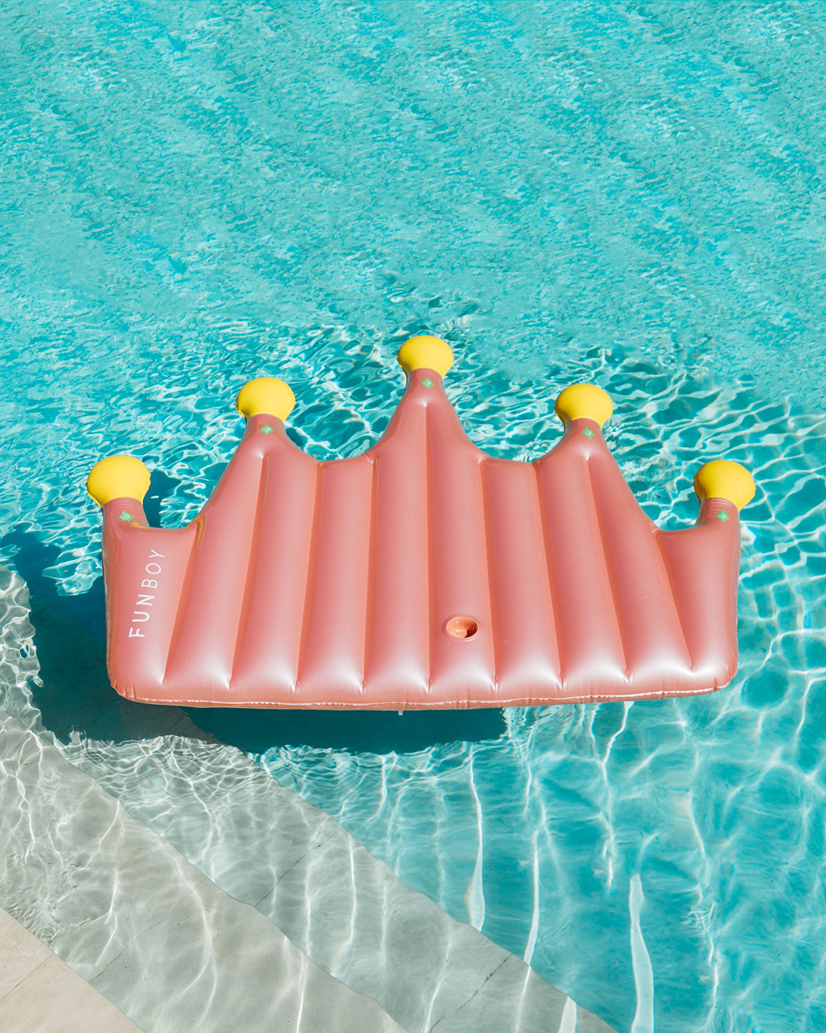 Funboy Crown Lounger Pool Float | Neiman Marcus