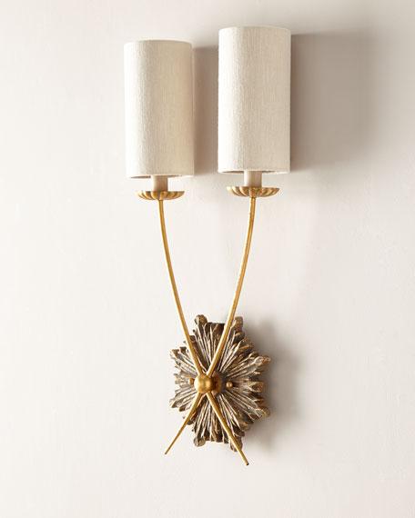 Regina Andrew Design Louis Sconce