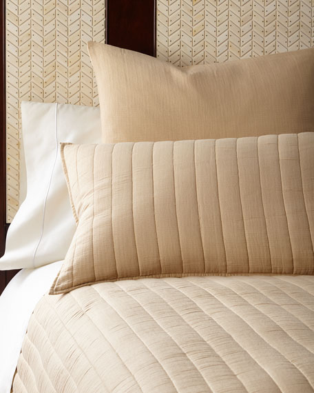 Donna Karan Home Casual Luxe Full/Queen Quilt