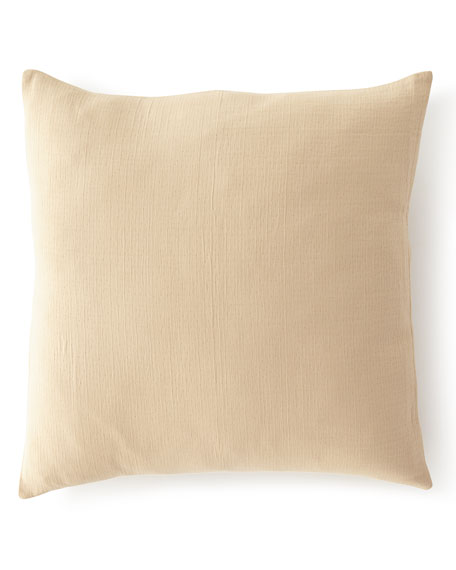 Donna Karan Home Casual Luxe European Sham