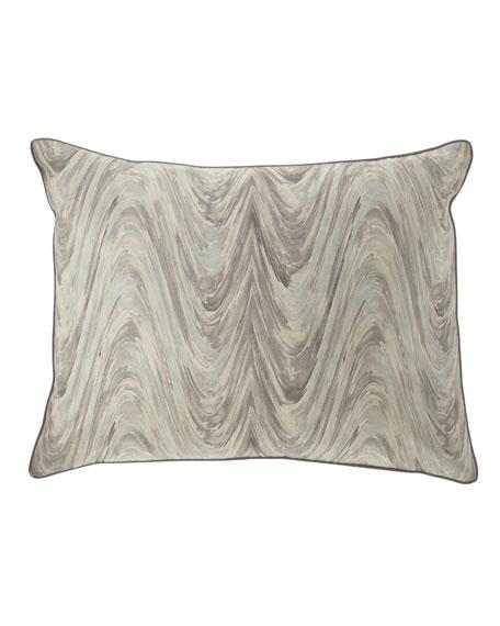 Jane Wilner Designs Tides King Sham