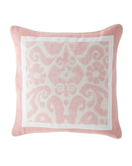 "Mirabella Pillow, 20""Sq."