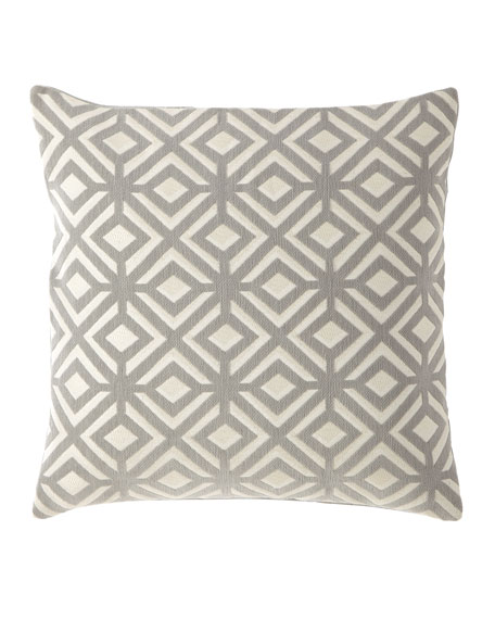 "Isabella Collection by Kathy Fielder Rane Pillow, 16""Sq."