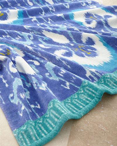 Vaya Periwinkle Beach Towel