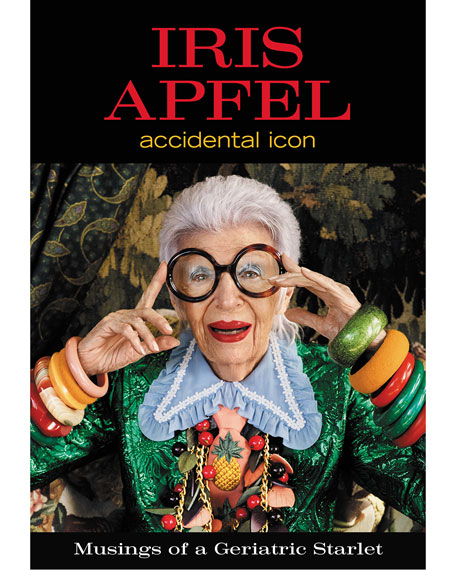 Iris Apfel: Accidental Icon Book