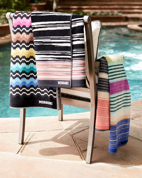 Vasilij Beach Towel