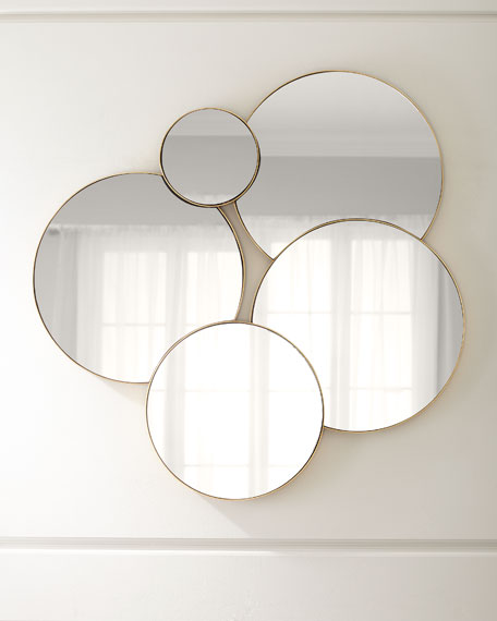 Image 1 of 2: Calista Wall Mirror