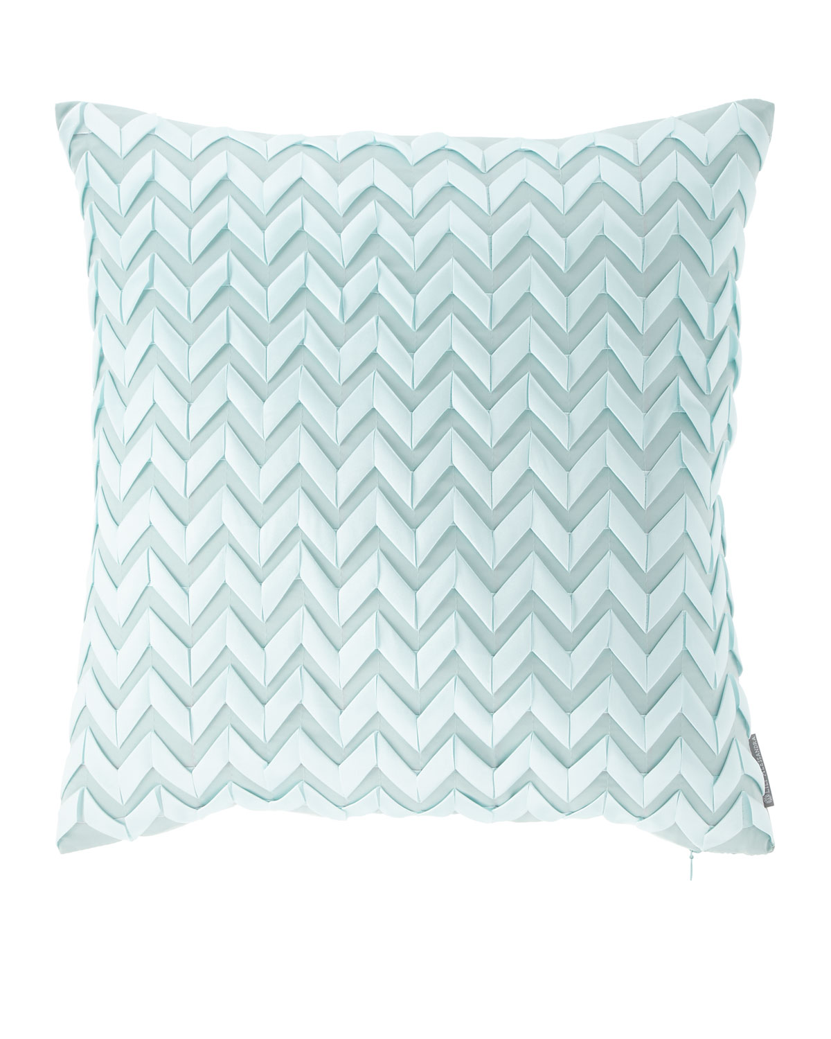 "Lili Alessandra Chevron Pillow, 20""Sq."