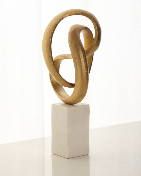 John-Richard Collection Intertwined Sculpture