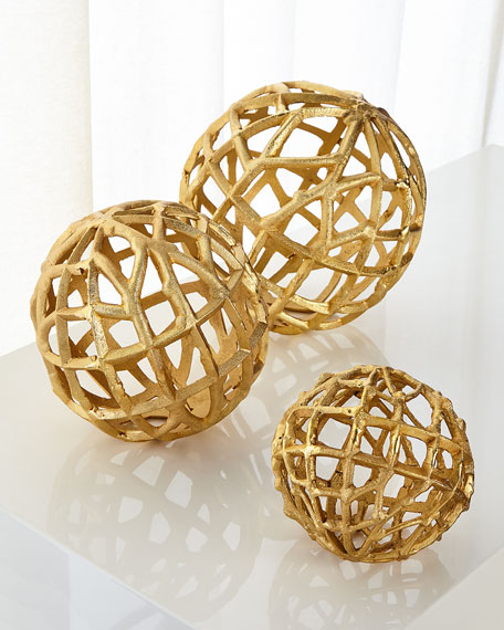 Rope Balls, Set of 3