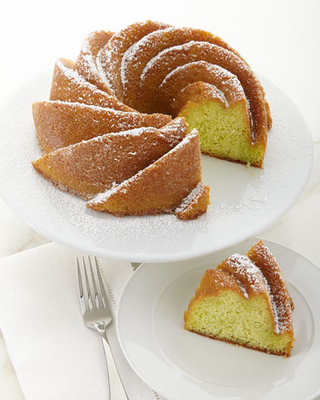 PM Delights Key Lime Rum Cake