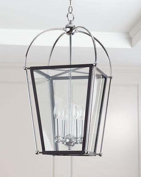4-Light Foyer Pendant