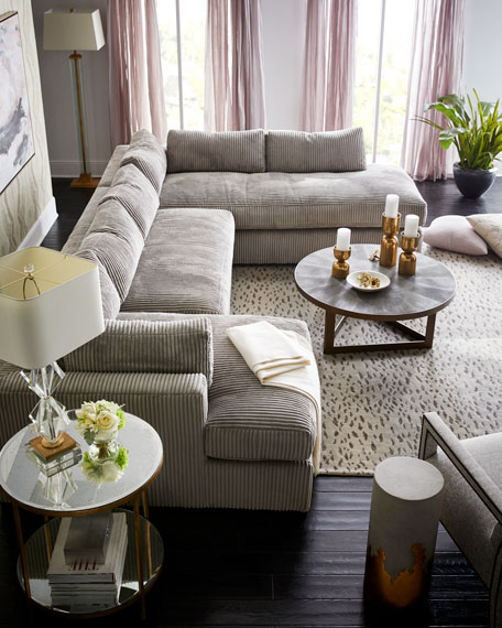 Visual Comfort Wright Large Floor Lamp