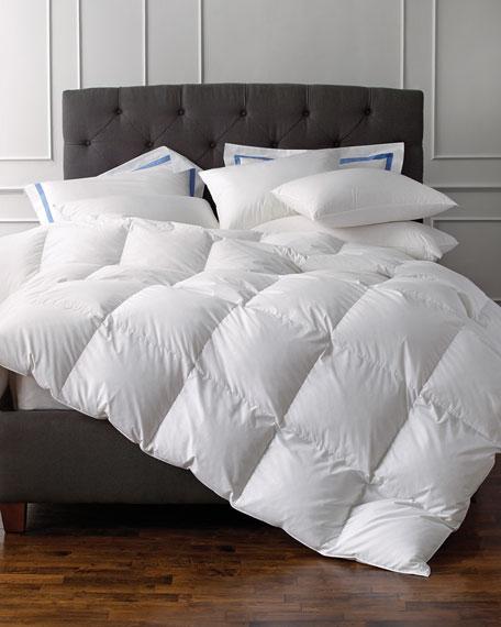 Matouk Chalet Winter Twin Comforter