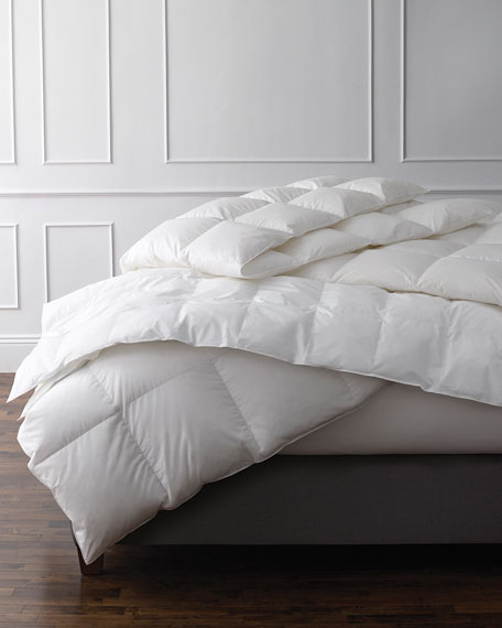 Matouk Montreux Winter Twin Comforter