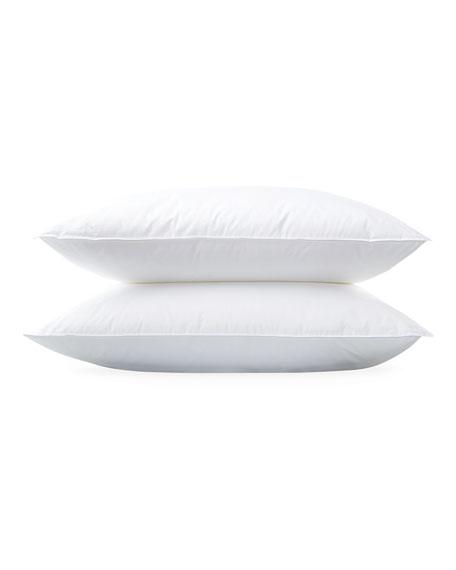 "Matouk Montreux 3-Chamber Medium King Pillow, 20"" x 36"""