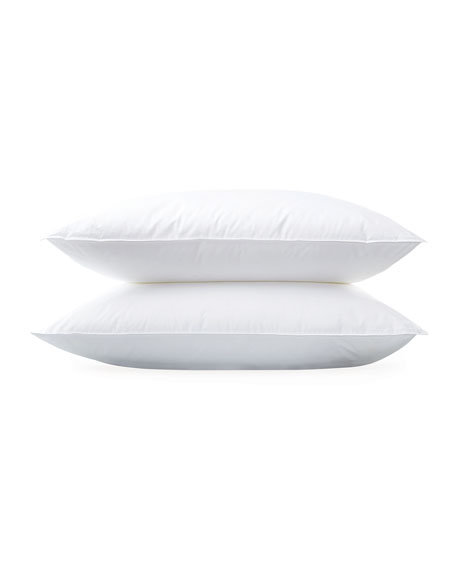 "Matouk Valetto 3-Chamber Medium Standard Pillow, 20"" x 30"""