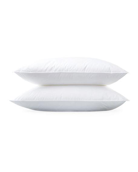 """Matouk Valetto 3-Chamber Medium Queen Pillow, 20"""" x 30"""""""