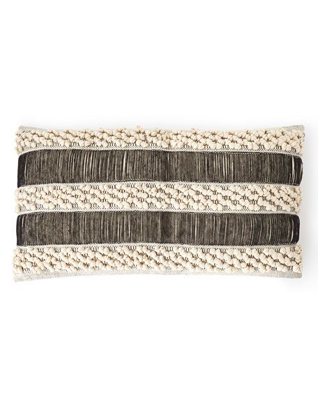 Pom Pom at Home Serena Pillow with Insert